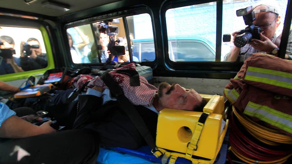 Джону Макафи стало плохо в Гватемале после задержания полицией