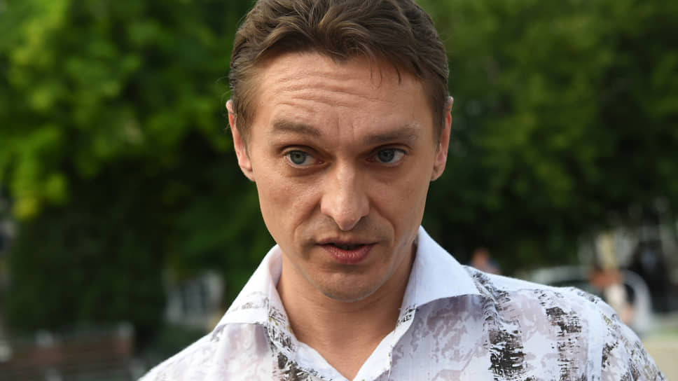 Врач-психиатр Александр Шишлов