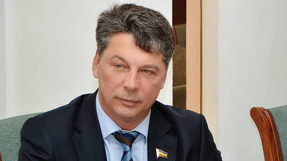Депутат законодательного собрания Ростовской области Игорь Кундрат