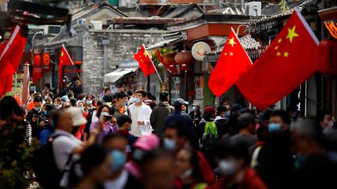 Вторая волна обходит Китай  / КНР пока удается избегать новой вспышки COVID-19