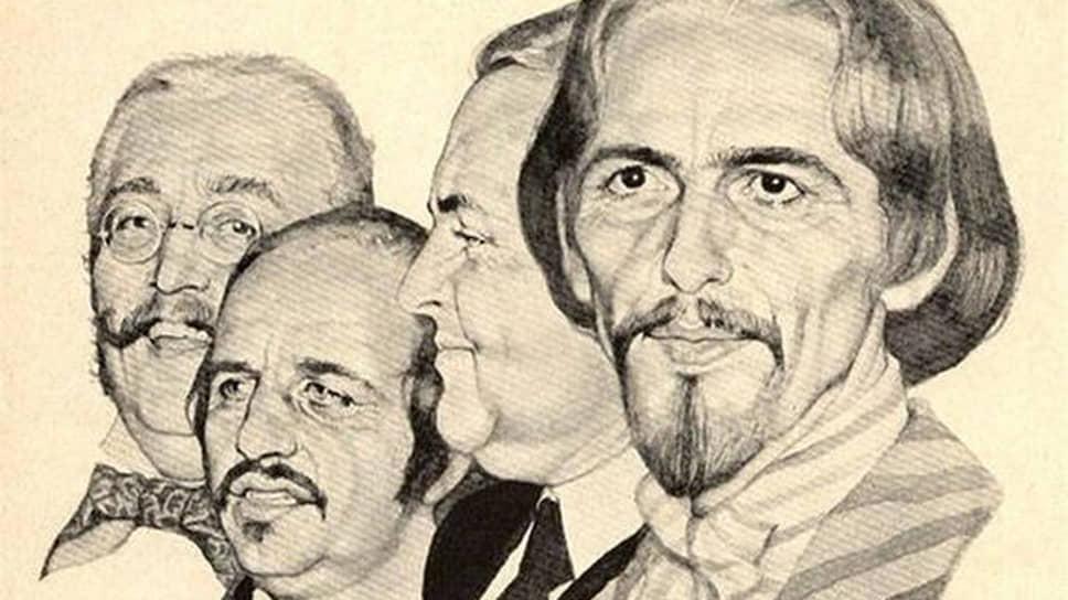 После выхода в 1967 году альбома Sgt. Pepper's Lonely Hearts Club Band с песней Пола Маккартни «Когда мне будет 64» художник Майкл Леонард изобразил 64-летних «битлов». Прогноз оказался не очень точным. Пол не растолстел, Ринго не стал носить костюмы. Джон и Джордж до знакового возраста не дожили