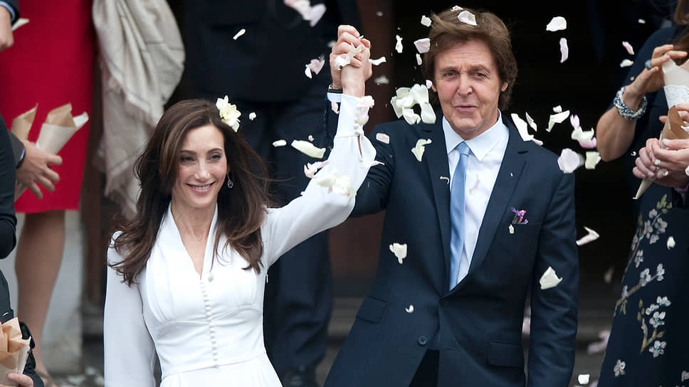 Пол Маккартни вступил в третий брак в день рождения Леннона – 9 октября 2011 года. Его супруга Нэнси Шевелл – дочь владельца транспортной компании New England Motor Freight Inc. и занимала пост вице-президента этой компании, но вышла в отставку вскоре после свадьбы. В 2019 году компания обанкротилась