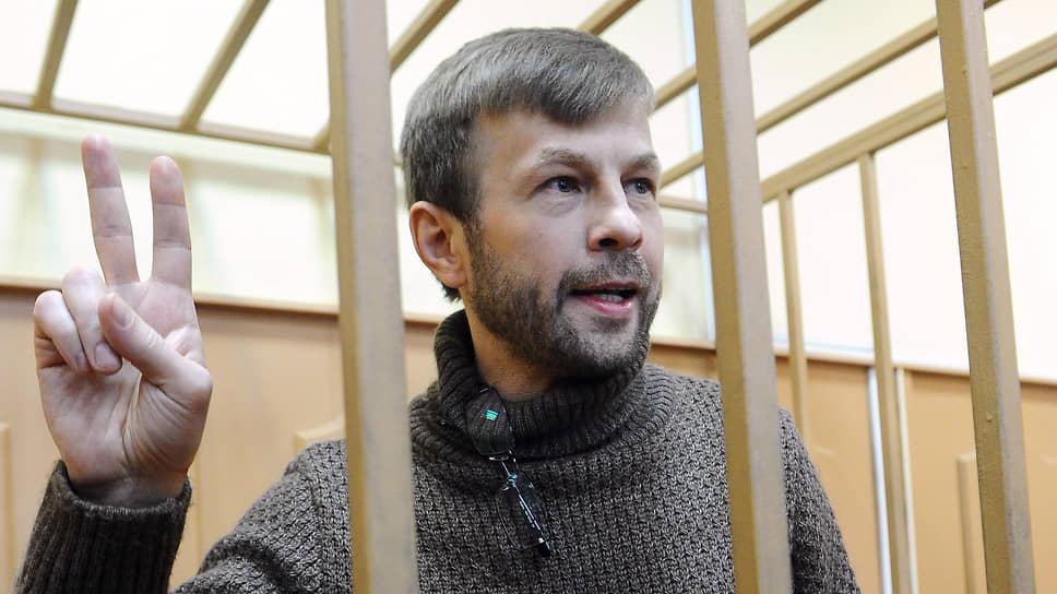 Бывший мэр Ярославля Евгений Урлашов. 2014 год