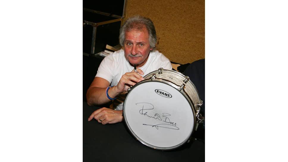 Пит Бест, первый барабанщик The Beatles