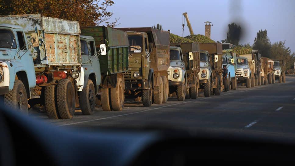 Нагорный Карабах дождался перемирия