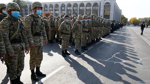 Октябрьская революция нескончаема  / В Бишкеке продолжается свержение лидеров и крушение устоев