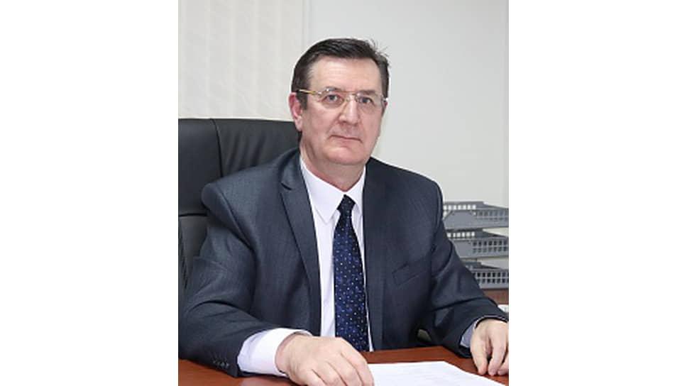 Заместитель министра строительства и архитектуры Ставропольского края Петр Кожин