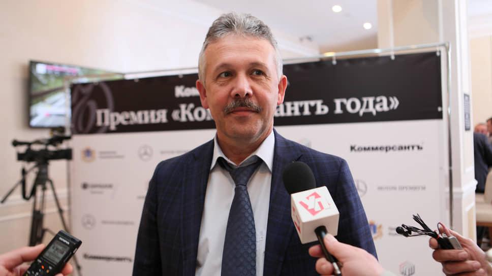 Гендиректор группы компаний «Запад» Наиль Алимов