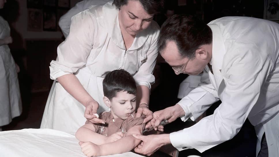 Первая вакцинная война