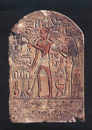 Судя по этому древнеегипетскому барельефу, полиомиелитом люди болели более 3 тыс. лет тому назад