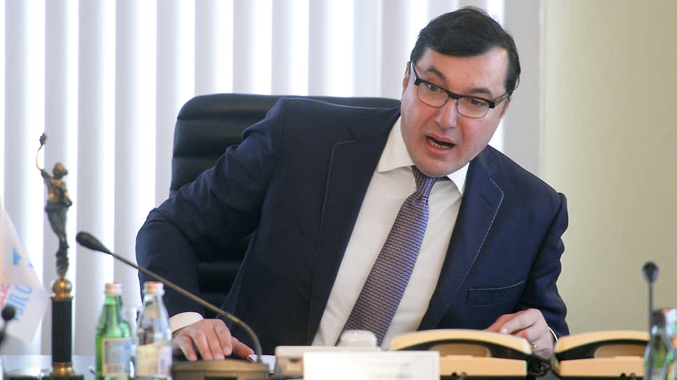 Вице-президент CEV Станислав Шевченко