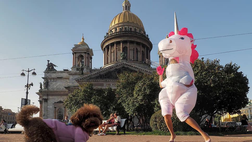 Исаакию досталось по куполу / Выявлен ряд нарушений в деятельности одного из главных санкт-петербургских музеев