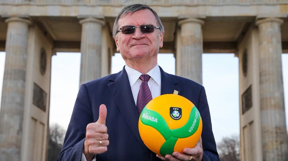 Европейский волейбол сохранил лидеров