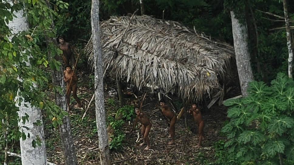 Контакт ученых с изолированными племенами Амазонки всегда заканчивается для последних вспышками заболеваний