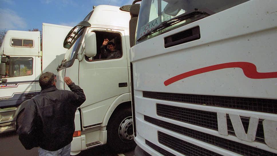 Минтранс вставляет иностранцам штрафы в колеса