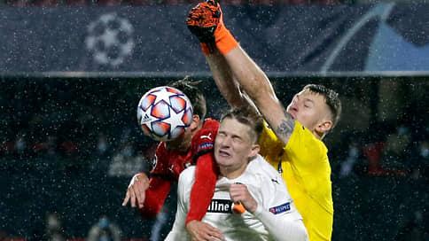 «Краснодар» не проиграл дебют  / Российский клуб добился ничьей на старте Лиги чемпионов