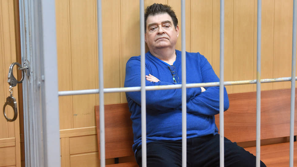 Экс-депутат Госдумы, бизнесмен Вадим Варшавский