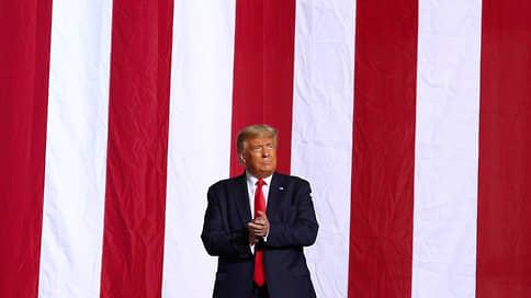 На американские выборы пришел Тегеран  / «Российское вмешательство» в политику США усилили Ираном