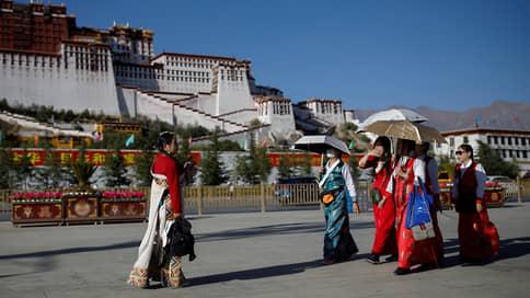 Экскурсия в Тибет — под присмотром