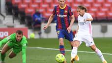 «Реал» исправился «Барселоной»