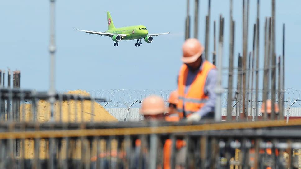 Следствие подключилось к реконструкции аэропорта Домодедово / В деле о халатности пока обвиняемых нет