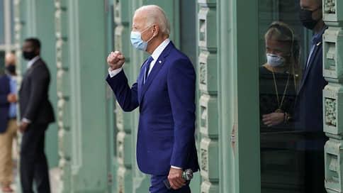Джо Байден предлагает смотреть на себя издалека  / Демократ проводит скромную, но успешную кампанию в условиях пандемии