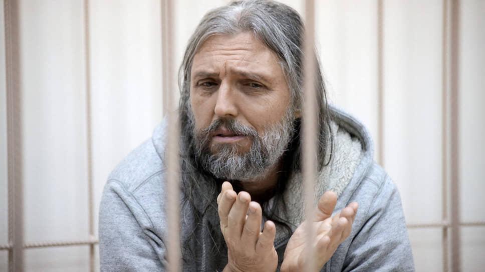 Основатель «Церкви последнего завета» Сергей Тороп
