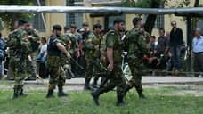 Чеченского омоновца задержали за стрельбу по своим