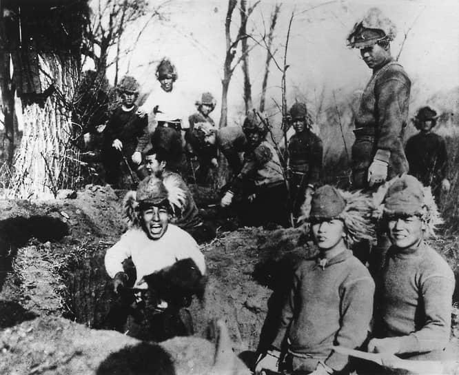 «Настолько ли мы нуждаемся в обученных войсках, чтобы счесть целесообразным предпринять перевозку через Сибирь и русские губернии 250000 японских войск»
