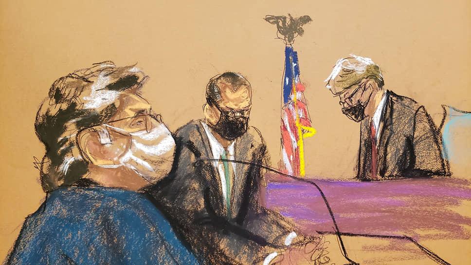 Зарисовка с заседания суда