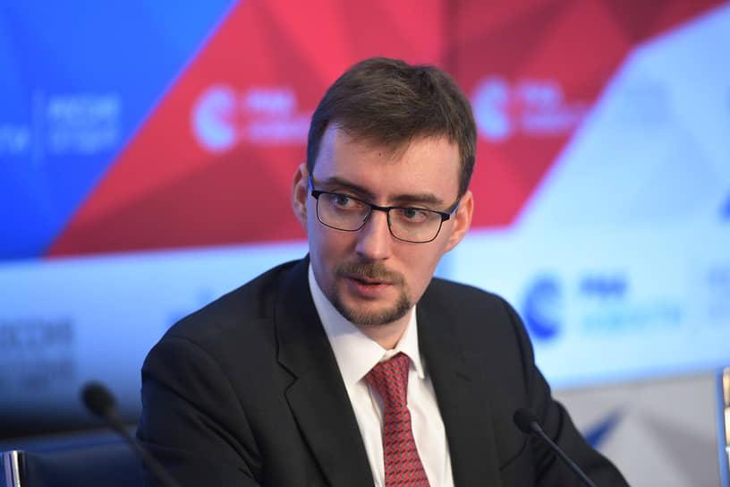 Иван Тимофеев, программный директор Российского совета по международным делам (РСМД)