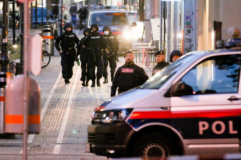 Учеба в школах в Вене отменена во вторник из-за теракта, дети могут остаться дома