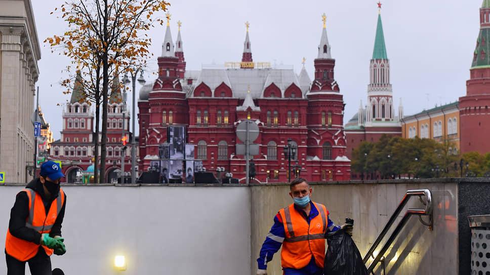 Москва выходит на рынок