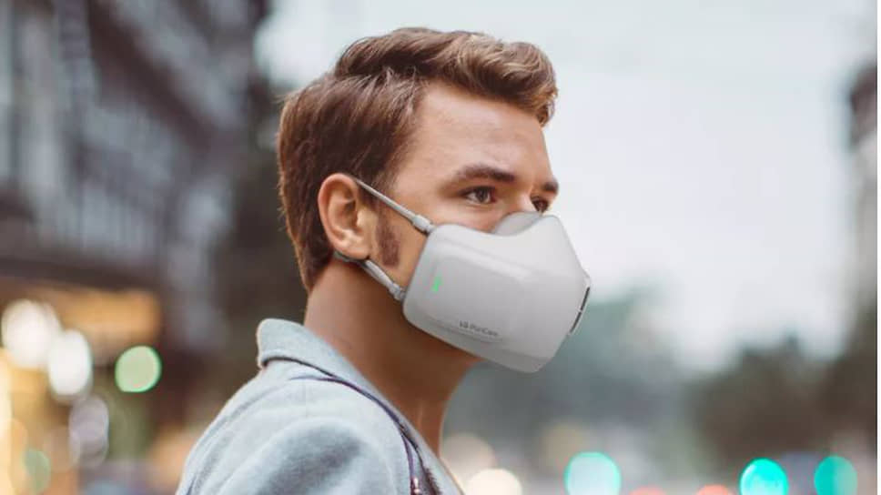 Защитная маска LG