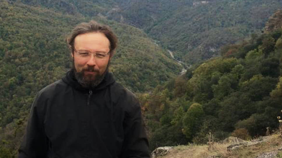 Политолог Дмитрий Радышевский