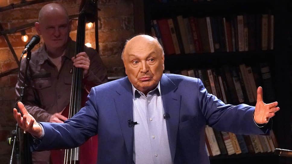 Писатель Михаил Жванецкий