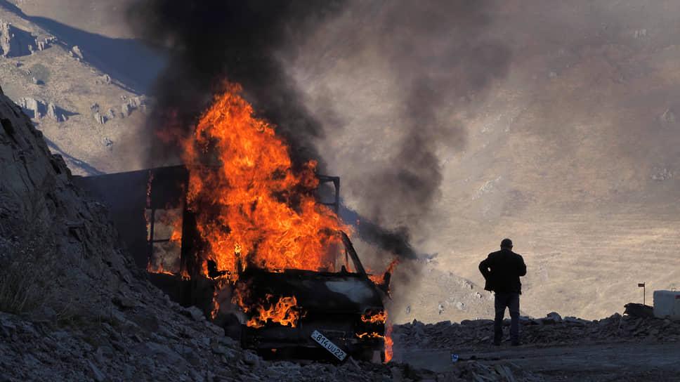 Карабахская война штурмует Шушу