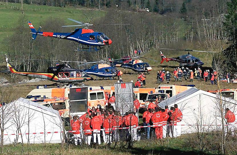 11 ноября 2000 года около 9 часов утра по местному времени дефектный прибор обогрева в последнем вагоне фуникулера вызвал возгорание масла, вытекавшего из неисправной тормозной системы поезда