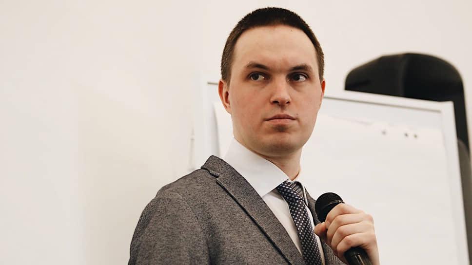 Эксперт ЦПУР Олег Шакиров