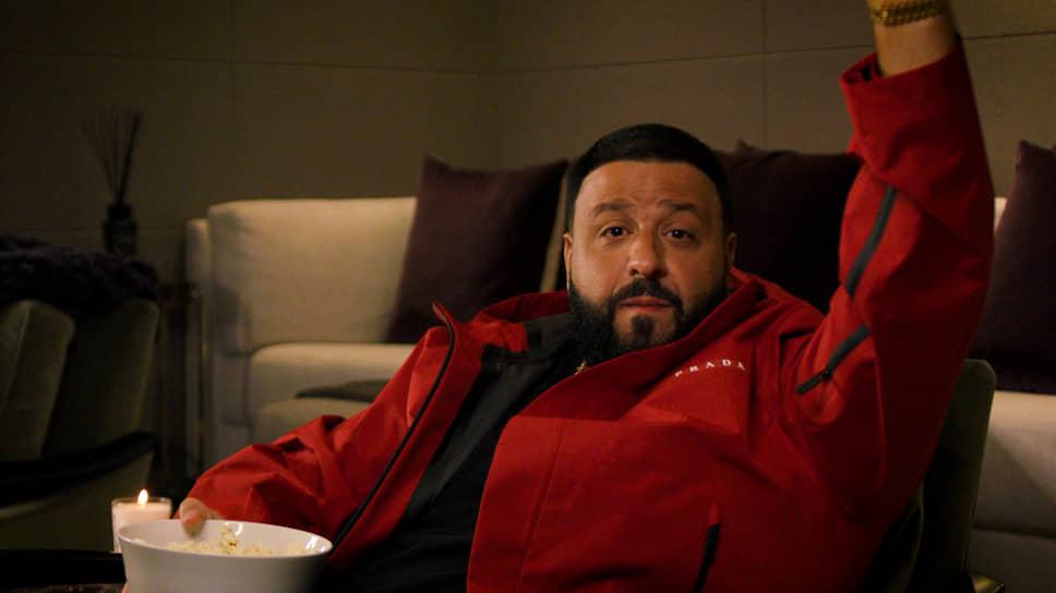 Хип-хоп исполнитель DJ Khaled