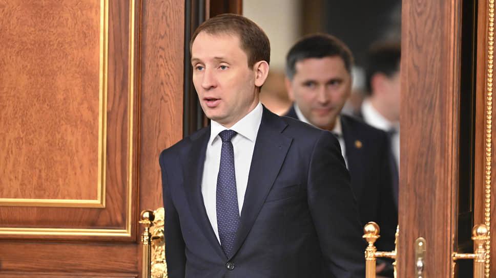Глава Минвостокразвития Александр Козлов