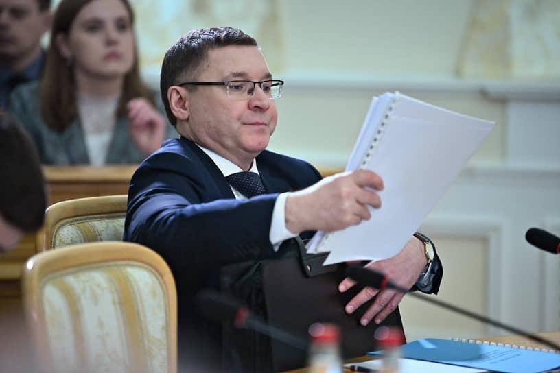 Глава Минстроя Владимир Якушев освобожден от должности и назначен новым полпредом в УрФО
