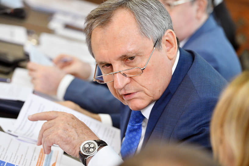 Глава «РусГидро» Николай Шульгинов предложен на должность министра энергетики