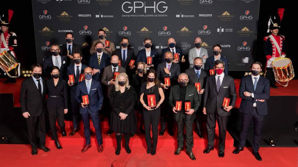 20-я церемония вручения часового «Оскара» Grand Prix d'Horlogerie de Geneve