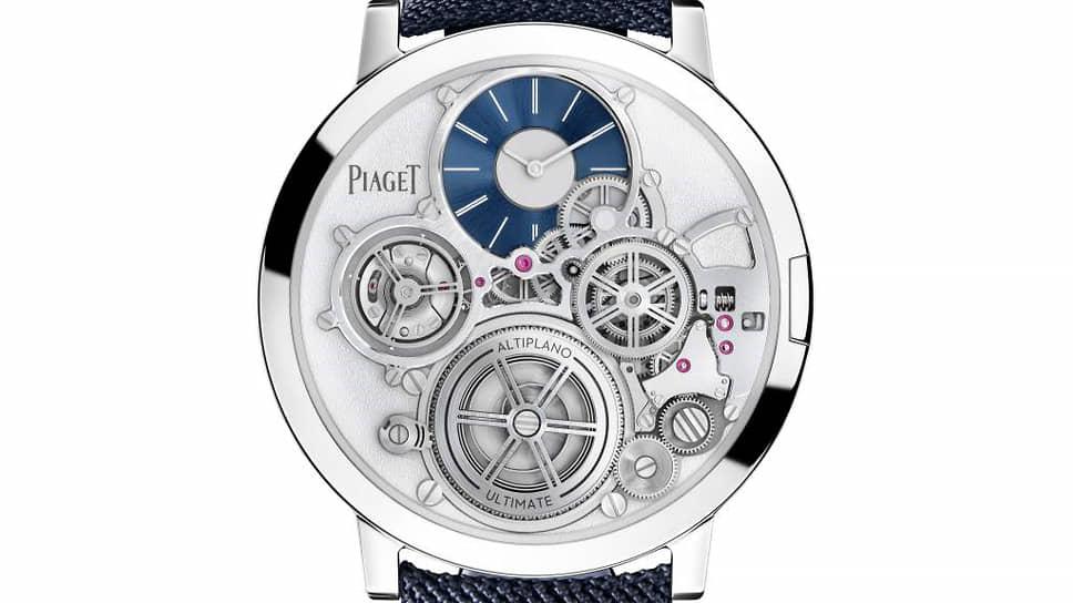 Часы Piaget Altiplano Ultimate Concept