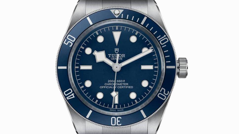Часы Tudor Black Bay Fifty-Eight Navy Blue