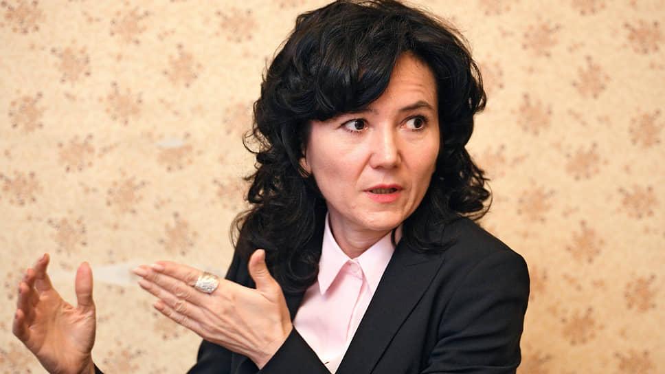 Секретарь Общественной палаты РФ, член Совета при Президенте РФ по кодификации и совершенствованию гражданского законодательства Лидия Михеева