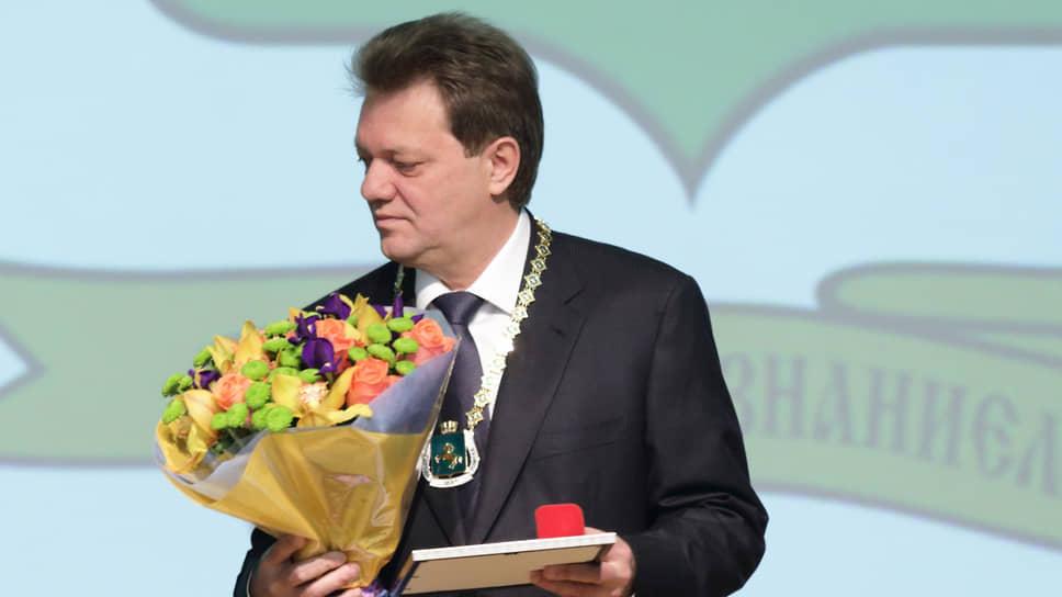 Мэр Томска Иван Кляйн