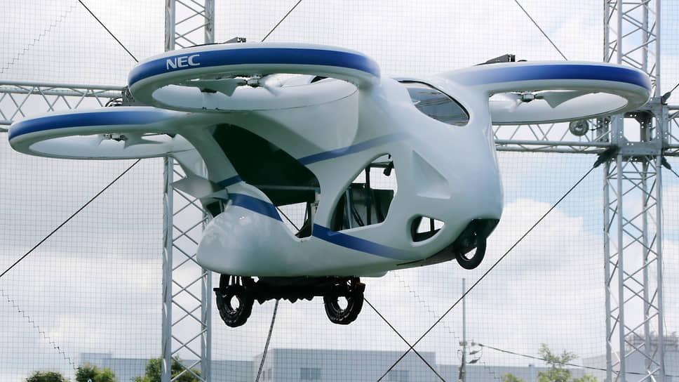 Разработкой летающих автомобилей заняты множество компаний не только в Америке и Европе, но и в Азии