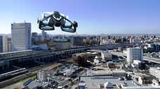 Автомобили полетят между домами  / Как летающий транспорт изменит город